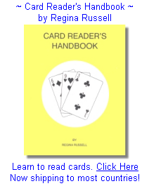Card Reader's Handbook by Regina Russell